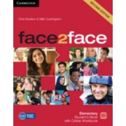 face2face Elementary Students Book with Online Workbook par Redston & ChrisCunningham & Gillie