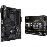 Matična ploča Asus TUF X470-PLUS Gaming Baza AMD AM4 Faktor oblika ATX Set čipova matične ploče AMD® X470