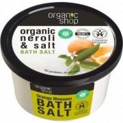 Organic Shop Narancsvirág fürdősó - 280ml