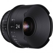SAMYANG Xeen 24mm T1.5 - Canon EF - 2 Anni Di Garanzia