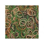 Elastice Rainbow Loom - Standard Camuflaj 600 buc