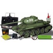 Tanc T34/85 fum 1:16