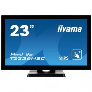 Monitor iiyama T2336MSC-B2, 23'', LCD, multidotykový, FullHD, IPS, kapacitný, USB