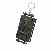 Breloc cu lanterna LED LEGO Star Wars Han Solo Carbonite