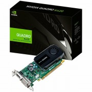 PNY NVIDIA Video Card Quadro K620 DDR3 2GB/128bit, PCI-E 2.0 x16, DVI-D, DP, Cooler, Low Profile, Single Slot, Retail Adapter, Cable, Full Size and Low Profile Bracket included VCQK620-PB