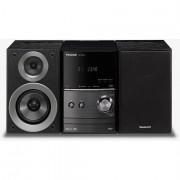 Panasonic Sc-Pm602-Eg-K Sistema Audio Micro Hi-Fi Wireless Bluetooth Cd Colore N