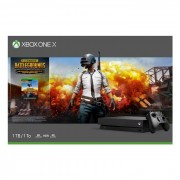 Microsoft XBOX ONE X 1 TB + Playerunknown's Battleground