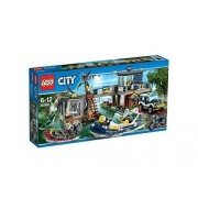 Lego (Lego) City Swamp of Police Station 60069