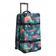 Burton Cestovní taška Burton Wheelie Double Deck aura dye ballistic