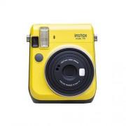 Fujifilm Fotocamera istantanea Fujifilm Instax Mini 70 Canary Yellow