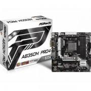 Matična ploča Asrock AMD AM4 Socket B350 Chipset MB ASR-AB350M-PRO4