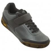 Giro - Chamber II - Chaussures de cyclisme taille 39, noir/gris