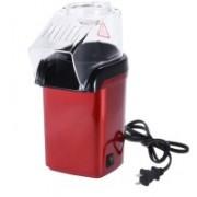 Shrih Mini Electric Oil Free Popcorn Maker Machine SHV-1874 500 ml Popcorn Maker(Red)