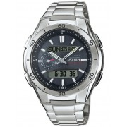 Ceas barbatesc Casio WVA-M650D-1AER Wave Ceptor 44mm 10ATM