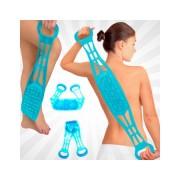 Banda pentru masaj si curatare - Dual Sided Back Scrubber