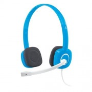 Headset Logitech H150 Stereo, Blueberry