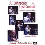 J.J. Johnson's Last Concert at William Paterson College [DVD]