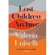 Lost Children Archive(Valeria Luiselli)