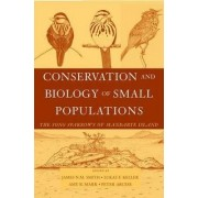 Conservation and Biology of Small ...