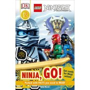 DK Readers L2: Lego(r) Ninjago: Ninja, Go!: Get Ready for Ninja Action!