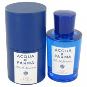 Blu Mediterraneo Fico Di Amalfi Eau De Toilette Spray By Acqua Di Parma 2.5 oz Eau De Toilette Spray