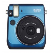 Focus Fujifilm Instax Mini 70 Kamera - Blue