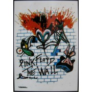 Fahne Pink Floyd - The Wall - HFL0063