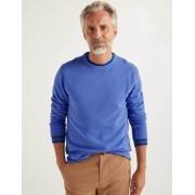 Boden Blau Elveden Sweatshirt Herren Boden, XXL, Blue