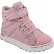 Viking Sagene Mid GTX Sneaker, Light Pink/Violet 29