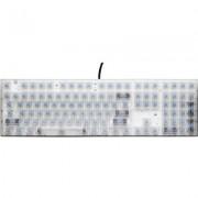 Геймърска механична клавиатура Cooler Master MasterKeys Pro L RGB, Crystal Edition, Cherry MX Red