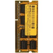 Memorie Laptop Zeppelin SO-DIMM DDR3, 1x4GB, 1333MHz (CL9)