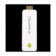 Mini Android 4.0 HD 1080P 3D Smart TV Internet Caja Dongle A10 A 1,2 Ghz, 1 GB 4 GB