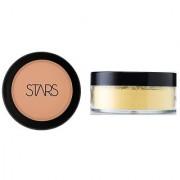 Stars Cosmetics Combo Of make up foundation S4 Translucent Powder Yellow Matt.