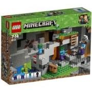 LEGO 21141 LEGO Minecraft Zombiegrottan