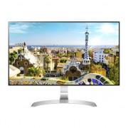 "Monitor LED IPS LG 27"", Full HD, VGA, HDMI, FreeSync, Argintiu, 27MP89HM-S"