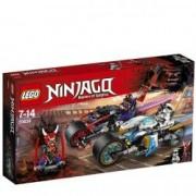 Lego Ninjago Cursa Sarpelui Jaguar 70639 7-12 ani