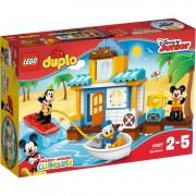 DUPLO - Mickey & friends strandhuis