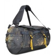 The North Face BASE CAMP DUFFEL - S Travel Duffel Bag(Blue)