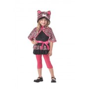 California Costumes Cutesy Kitty Toddler Costume, 4-6