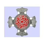 Hebilla cruz celta esm.r