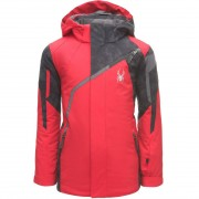Spyder Boy's Jacket Challenger red