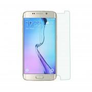 Mica Cristal Templado Para Samsung G925 Galaxy S6 Edge Glass 9H - Transparente