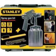 Pistol de vopsit Stanley cu aspiratie 1 L