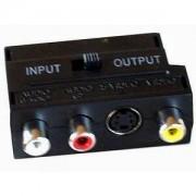 Adattatore scart audio/video