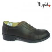 Pantofi dama din piele naturala 23507/maro/Newbiker