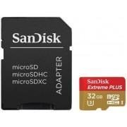 SanDisk Elite MicroSD Kort 32 GB - 4K UHD - 100MB/s A1 V30