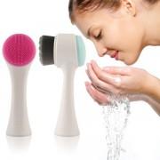 Face Secrets dvostrana četka za piling i čišćenje pora