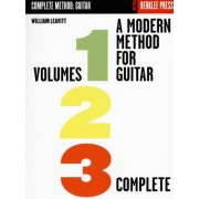 A Modern Method for Guitar Volumes 1 2 3 Complete