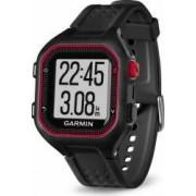 SmartWatch Garmin Forerunner 25 Black-Red