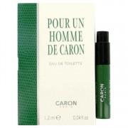 Caron Pour Homme Vial (Sample) 0.06 oz / 1.77 mL Men's Fragrances 420438